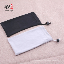Fábrica que produce el estuche suave de la bolsa de gafas de sol, bolsa del brazo del teléfono móvil de los deportes, bolso del teléfono móvil del bolso de la muñeca
