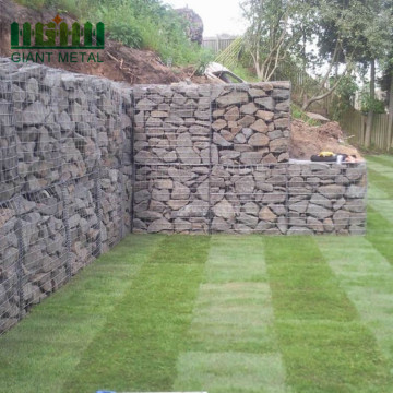 Factory Price Galvanized Anti Corrosion Welded Gabion Box
