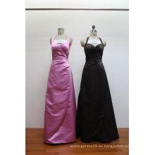 Halter novia escote vestido de noche vestidos de cóctel vestido de cóctel IMG_6113