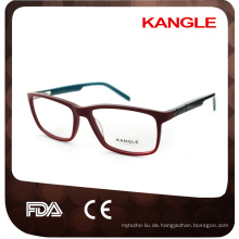 Unisex Form heißer Verkäufer Acetat optische Rahmen und Brillen Brillen