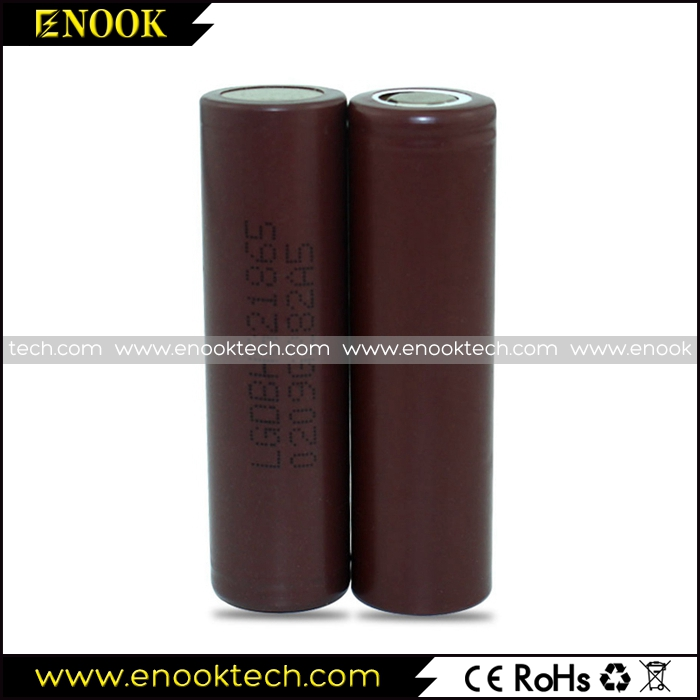 LG HG2 18650 battery for e-cigarette