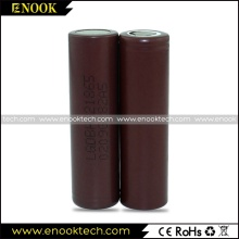 3000mah LG HG2 18650 Lithium ion Battery