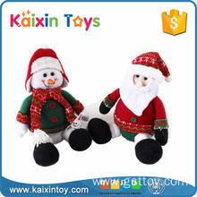 10255275 Party Supplier 8 Inch Soft Decorative Christmas Stuffed Snowman