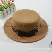 Sombrero de Fedora del caballero de la manera, gorra de béisbol de los deportes