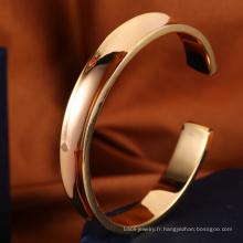 Chine Made femmes bijoux en gros bracelet italien avec des prix bas
