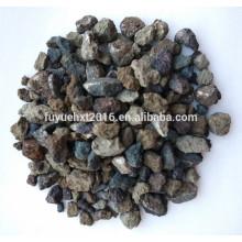 Precio del hierro de la esponja del tratamiento de aguas del fabricante de China