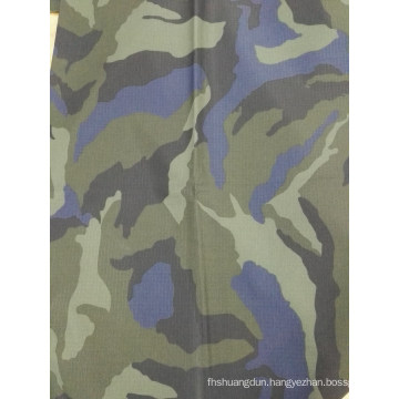 Malaysia Navy Style Military Camouflage Fabric