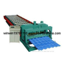 Roofing Sheet Glazed Tile Roll Forming Machine