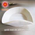Papel de pergaminho de cozimento à prova de gordura 40gsm cozimento em folhas e rolos