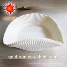 Hochtemperatur-Greaseproof-Papier Antihaft-Ofenfleisch Backmatte-Öl-Papier
