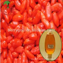 Venta al por mayor de aceite de semilla de Goji Berry