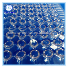 3mm diameter Sapphire Hemisphere Lenses small lenses