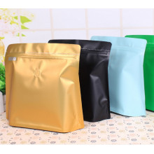 Candy storage bag in aluminium plastic style