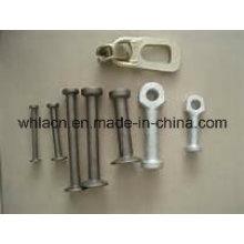 Bau-anhebender Fuß-Auge-Anker für Fertigteilbeton (1.3T-32T)