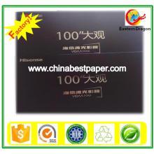 Papier Carton Noir 150g Non Enduit