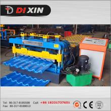 Máquina De Forma De Rolos De Telha Glazed Dx 1100 Do Fornecedor De China