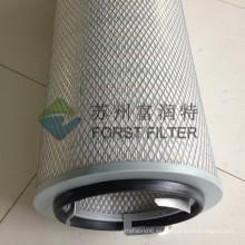 Proveedor de la Filtro de aire de la turbina de gas de la central eléctrica de FORST