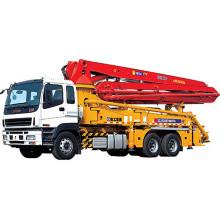 Pompe à béton sur camion, camion à pompe à béton