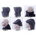 Polar Fleece Moto Balaclava Mask with Your Logo