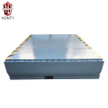 Warehouse use container load ramp steel plate ramps car loading ramp