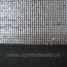 Mousse EPE une feuille d'aluminium