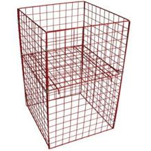Besten Preis leichte Container Lagerung Drahtkörbe mit hoher Qualität