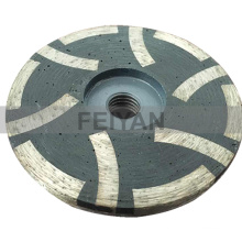 resin filled diamond cup wheel