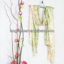 мода цепочка шарф печать ткань