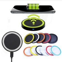 New Product for Wireless Mobile Phone Charger Universal Fast Charge Power Bank Wireless Charger export to France Factories