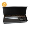 Профессиональный нож шеф-повара Дамаска