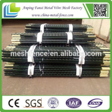 Green Painted Heavy Duty T Post for 2016 Hot Sale