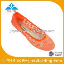 Lady weben beiläufiger Schuh