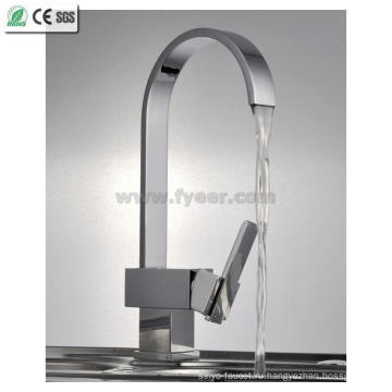 Обвязочный смеситель для смесителя для раковины для кухонной мойки (QH0721)