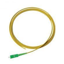 12 pigtails de la fibra de los núcleos, al aire libre 12 cable de la cuerda de la fibra de la base / del paquete 10G OM3