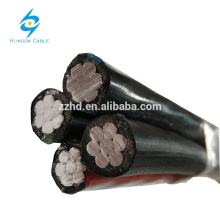 ABC Low Voltage Cables LV cable Areal bundled cable