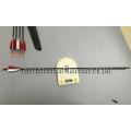 Professional carbon fiber arrow for shooting, hunting carbon arrow with plastic vane, carbon fiber shaft arrow