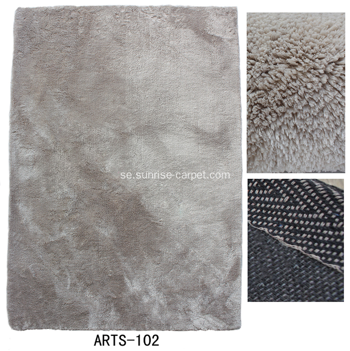 Multi-funktion Plush Faux Fur Carpets Mattor