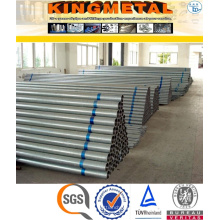 Welded 4/8 Inch Sch40 Galvanized Steel Pipe Price