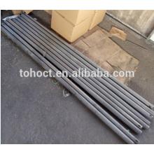 Forma de furo redondo RBSIC / SSIC / SISIC / sic carboneto de silício tubo de tubo de cerâmica feixe