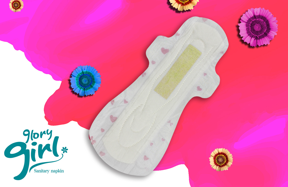lady anion sanitary pads