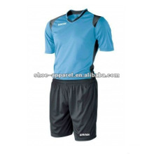 100% polyester football soccer jersey