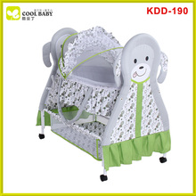 Novo design de design de luxo en1888 design bebê berço