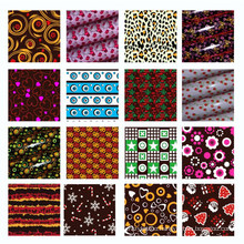 Multi-Pattern Single Color or Colorful Food Chocolate Cake Transfer Paper Baking DIY Transfer Sheet