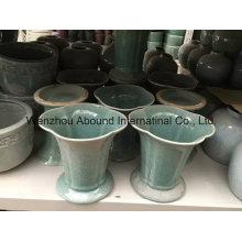 Florero de cerámica, florero