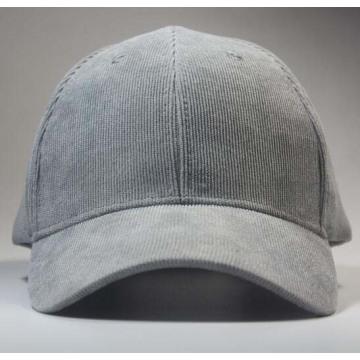 Blank Curve Brim Cap Plain Corduroy Baseball Cap Wholesale