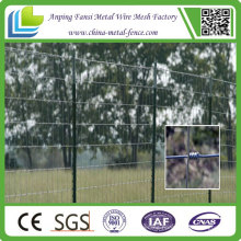 Hinge Joint Galvanized Cattle Fence Supplier