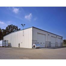 Edificio de almacenamiento de acero de estructura prefabricada (KXD-SSB1274)