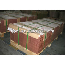 C2801 copper sheet/plate