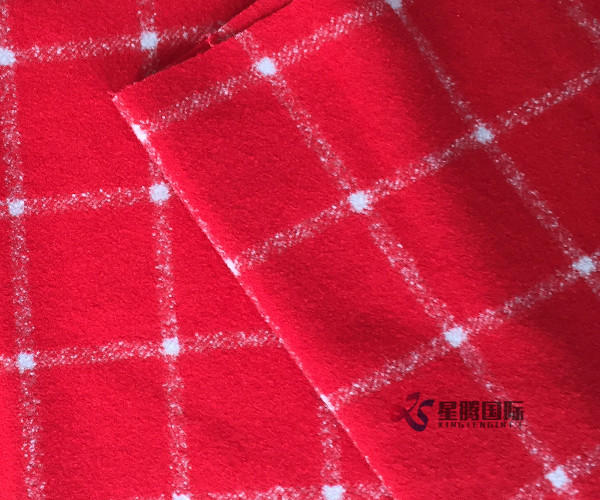 80% Wool 20% Nylon Coating Fabric