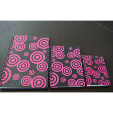 Spiral Binding Notebook / School / Diary / A5 avec couverture rigide